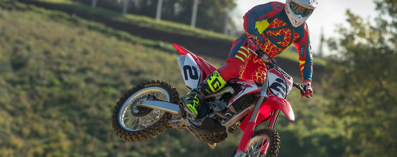 Honda CRF250R 2018 Test