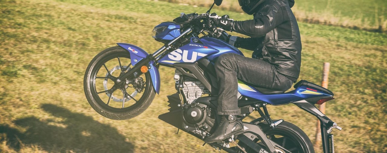 Suzuki GSX-R125 und GSX-S125 im Test
