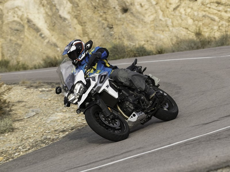 Triumph Tiger 1200 Test 2018