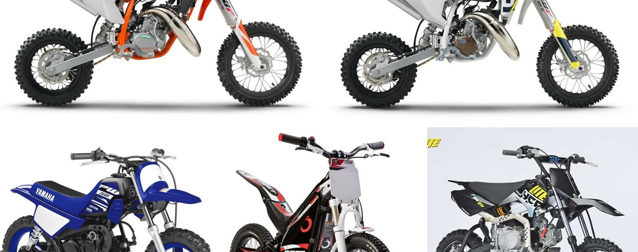top 5 mini motocross bikes f r kinder motorrad news. Black Bedroom Furniture Sets. Home Design Ideas