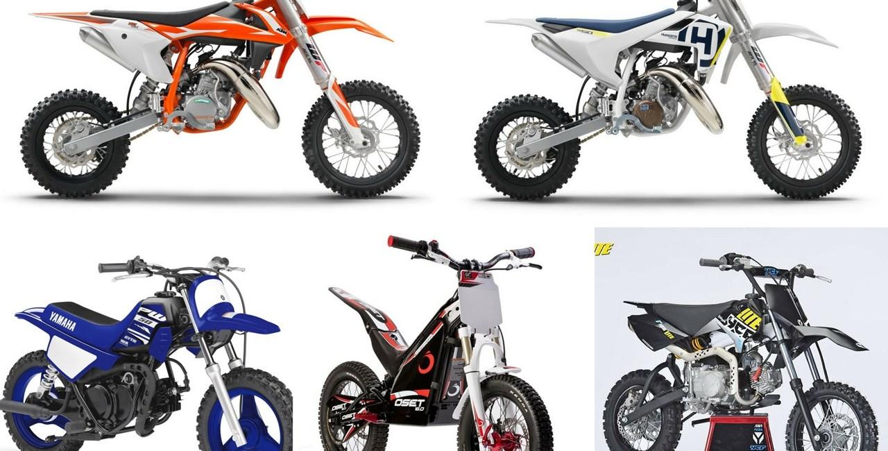 Top 5: Mini Motocross Bikes für Kids