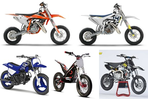 Top 5: Mini Motocross Bikes für Kids