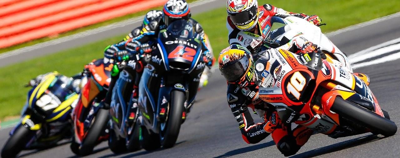 Dunlop verlängert Engagement in der Moto2- und Moto3-WM