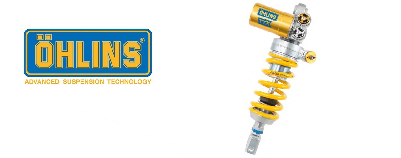 Öhlins TTX GP SHOCK ABSORBER