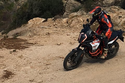 Die KTM Adventure Rally ist zurück