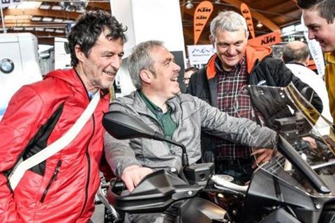 Internationale Motorradmesse vom 26. bis 28. Januar 2018