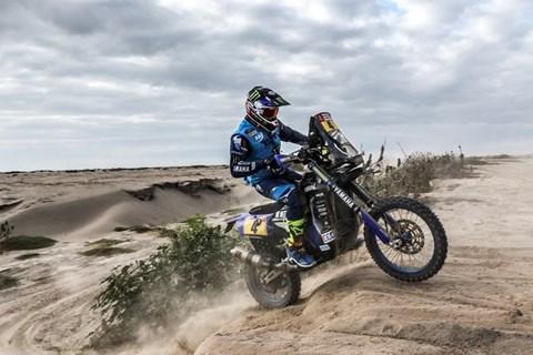 Rallye Dakar 2018 - Yamaha übernimmt die Führung!