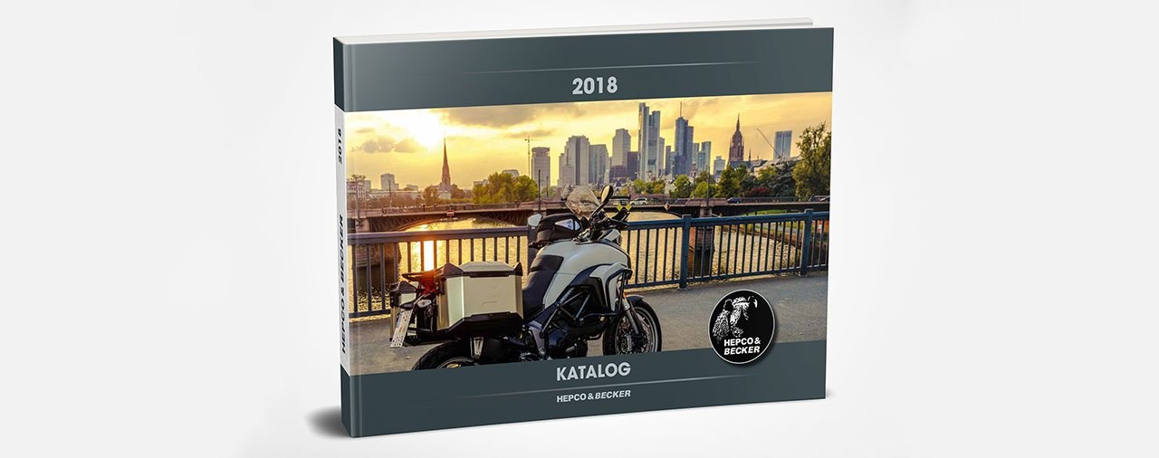 der neue hepco becker katalog ist da motorrad news. Black Bedroom Furniture Sets. Home Design Ideas