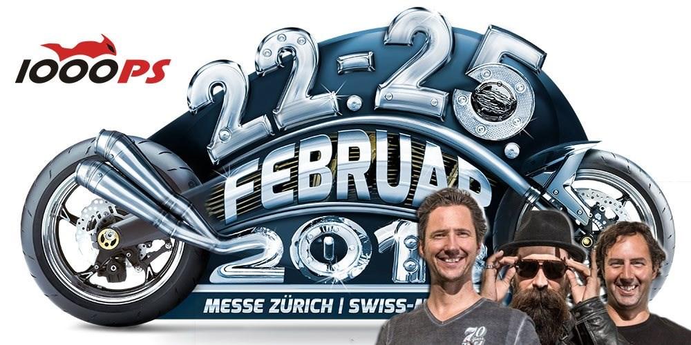 1000PS auf der Swiss-Moto 2018