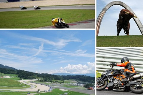 1000PS Bridgestone Trackday Red Bull Ring