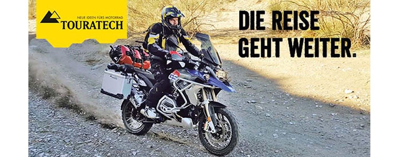 Touratech GmbH: Die Reise geht weiter