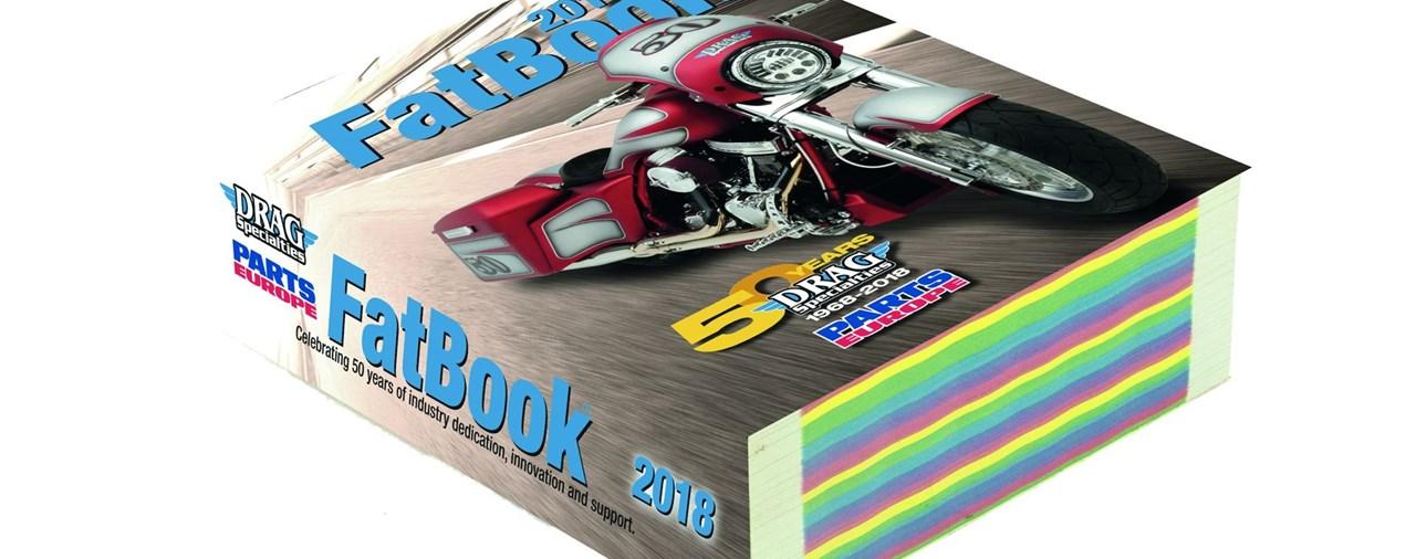 Fatbook  2018 - 1876 Seiten Zubehör für Cruiser, Tourer und Co.