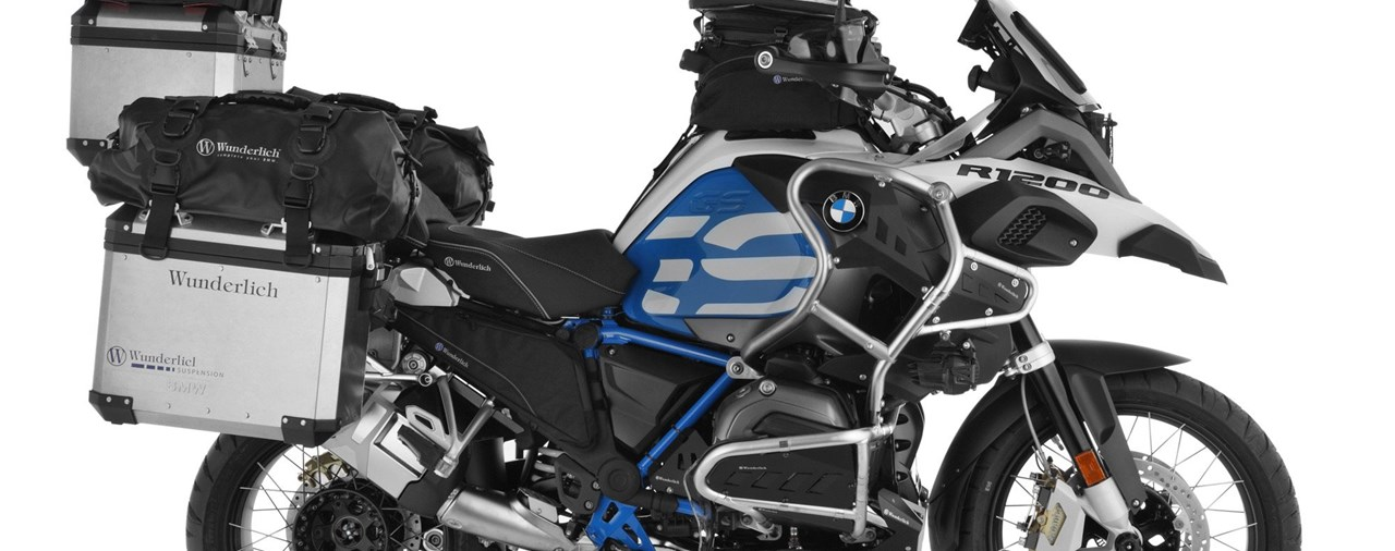 bmw r 1200 gs adventure zubeh r von wunderlich motorrad news. Black Bedroom Furniture Sets. Home Design Ideas