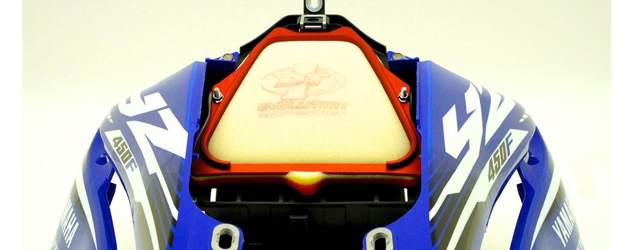 Neues DT-1 Luftfilter-Kit für die Yamaha YZF 450 MY18