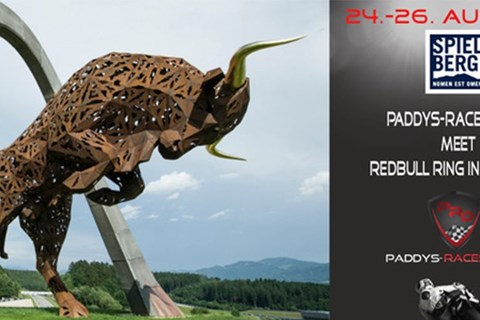 Paddys-Races-Days auf dem Red Bull Ring