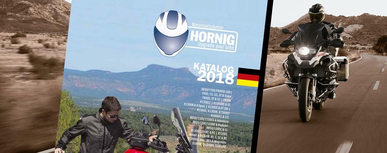 Hornig BMW Zubehör Katalog 2018