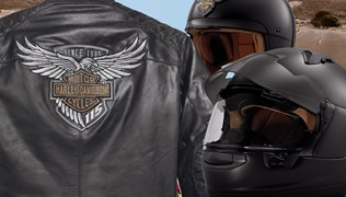 Harley 115th Anniversary Fashion Collection
