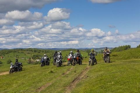 Rumänien NaTour mit touren & testen