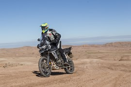Triumph Tiger 800 Test 2018