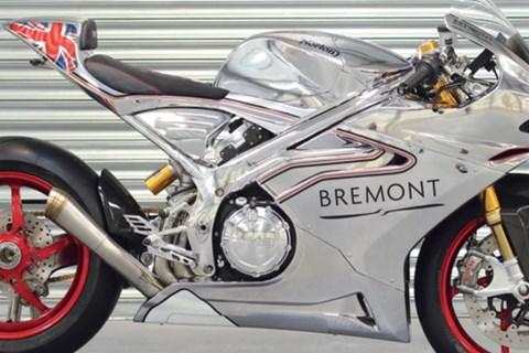 Schweizpremiere von Norton Motorcycles an der Swiss Moto
