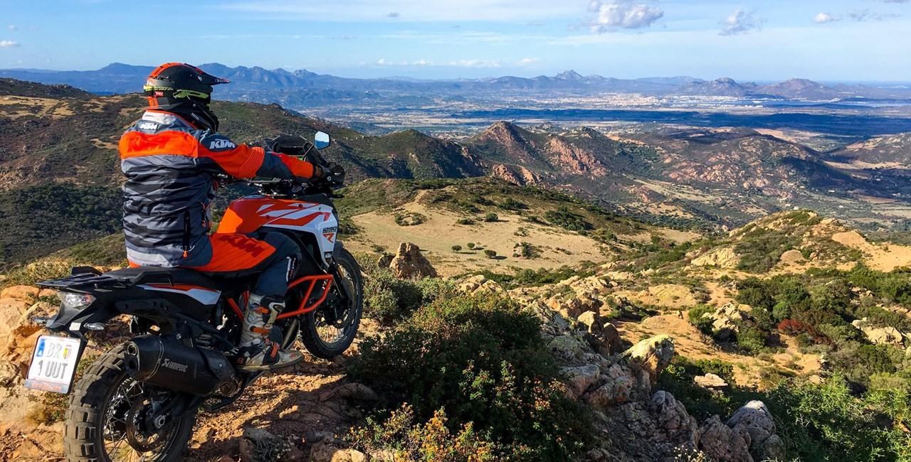 KTM European Adventure Rally 2018