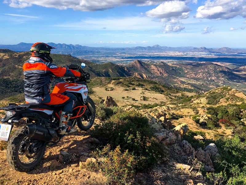KTM European Adventure Rally 2018