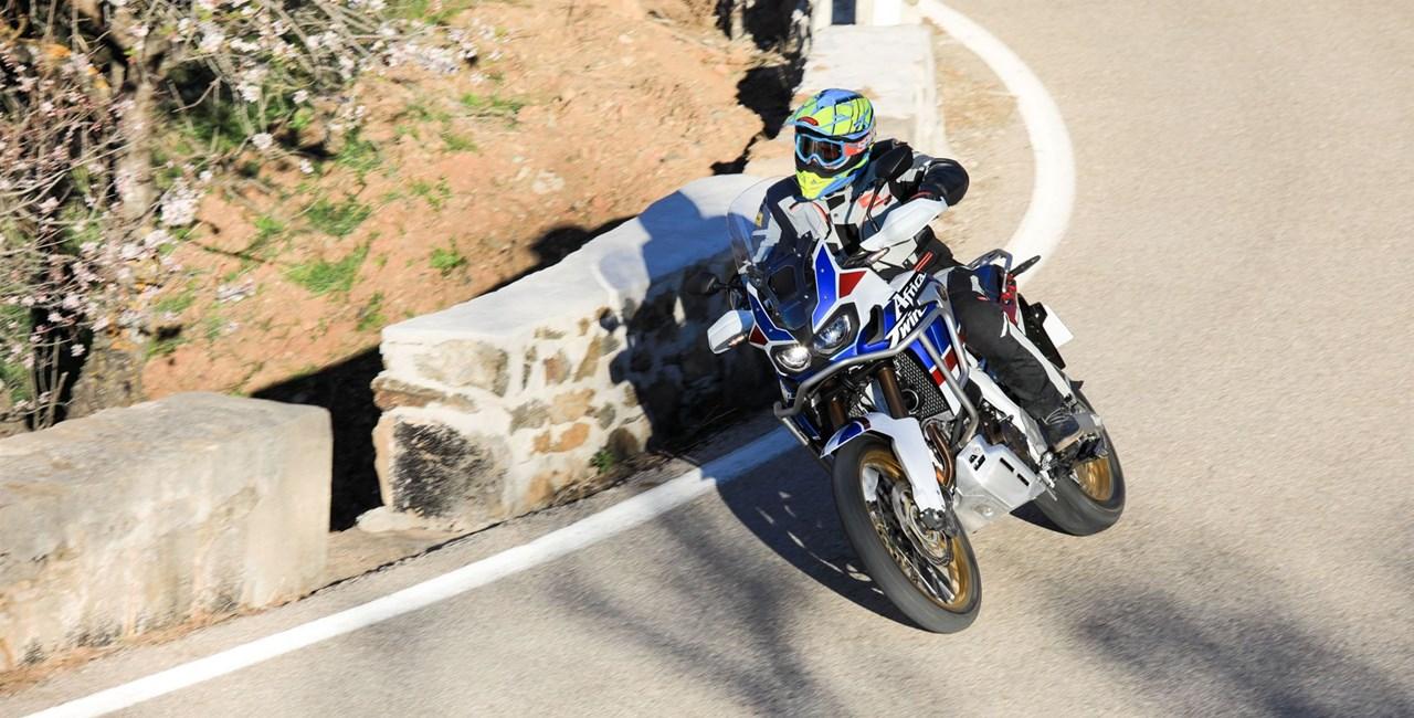 Honda CRF1000L Africa Twin Adventure Sports Test 2018