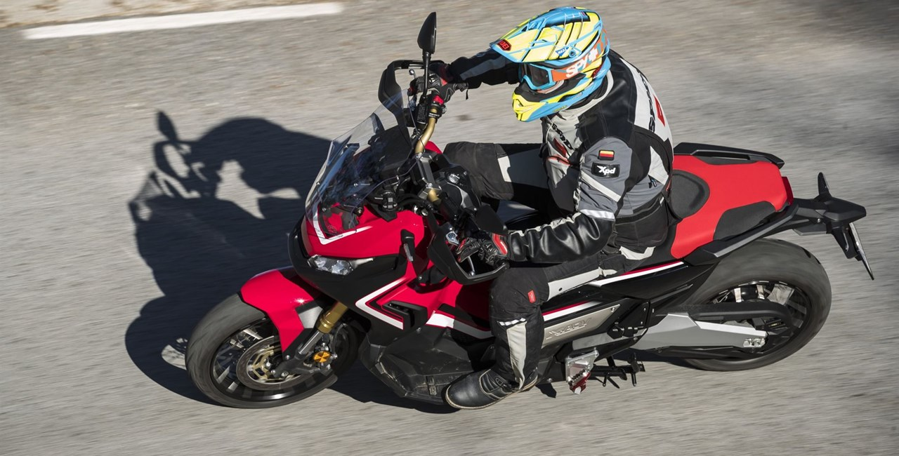 Honda X-ADV Test 2018