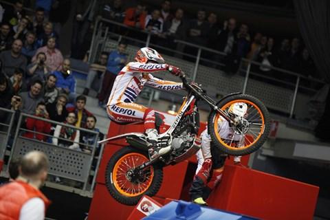 Indoor Trial der Weltmeister - Wiener Neustadt am 10.03.2018
