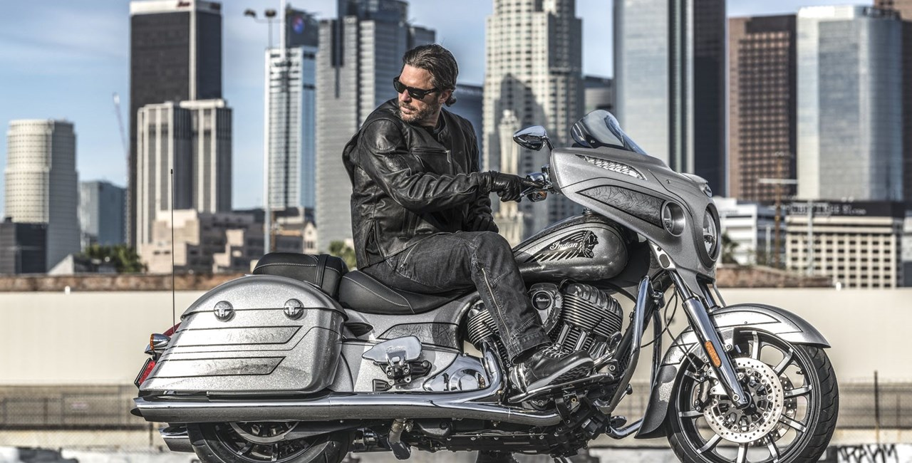 Indian Chieftain Elite: neues Spitzenmodell für 2018