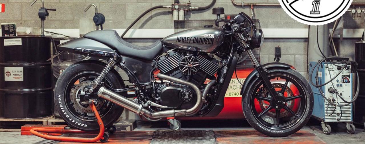 "Harley-Davidson ""Battle of the Kings"" 2018"