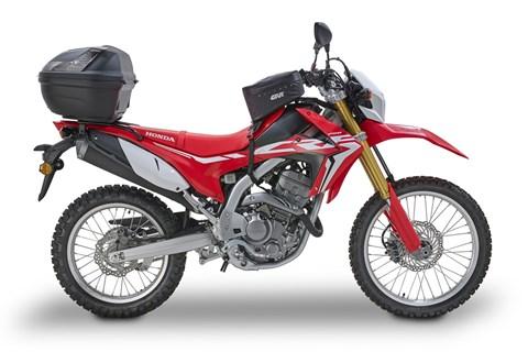 GIVI Topcase und Tankrucksack für die Honda CRF 250 L