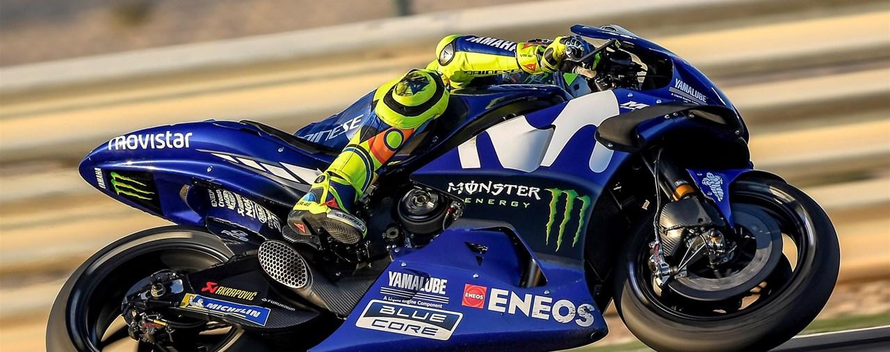 Valentino Rossi verlängert bei Yamaha bis 2020!