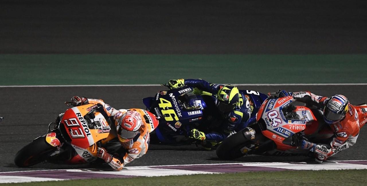 MotoGP Qatar 2018 - unfassbar spannender Saisonauftakt!