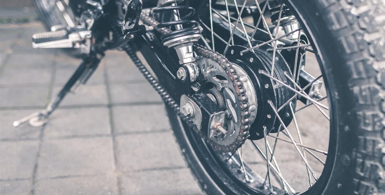 Motorräder und Teile in alle Welt verschicken