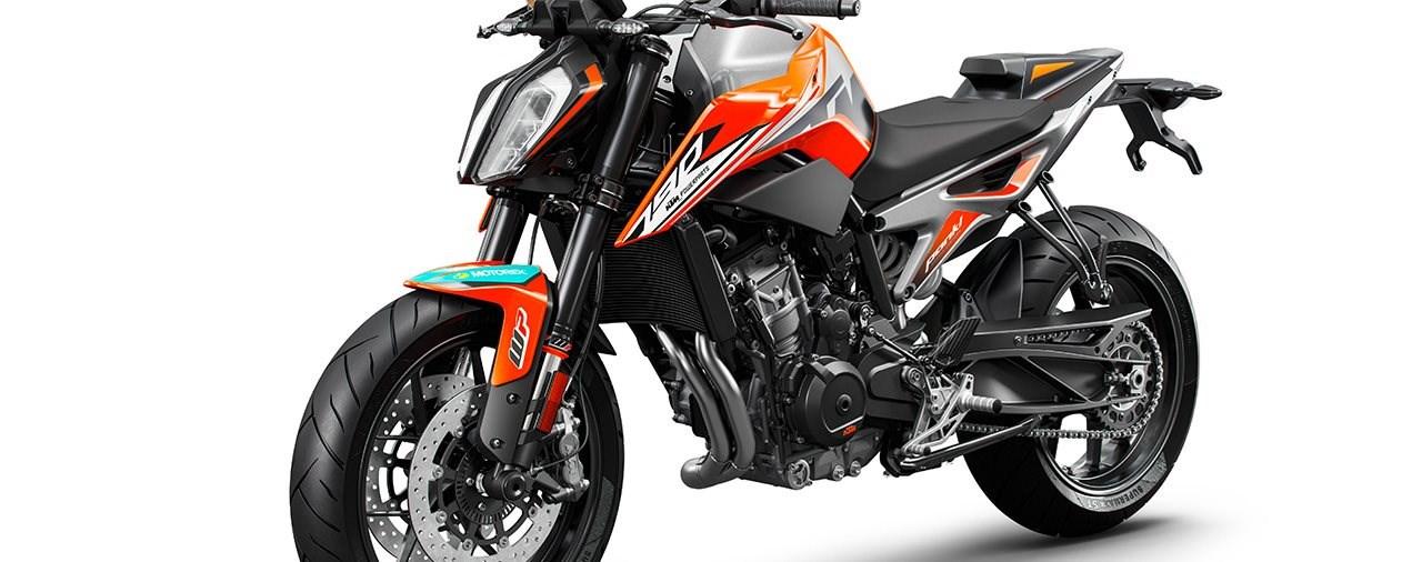Neues Motorex Öl für die KTM 790 Duke ab Werk