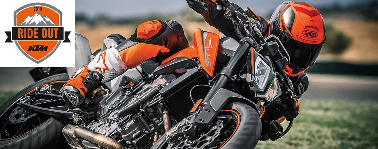 KTM RIDE OUT 2018 AM 5. MAI