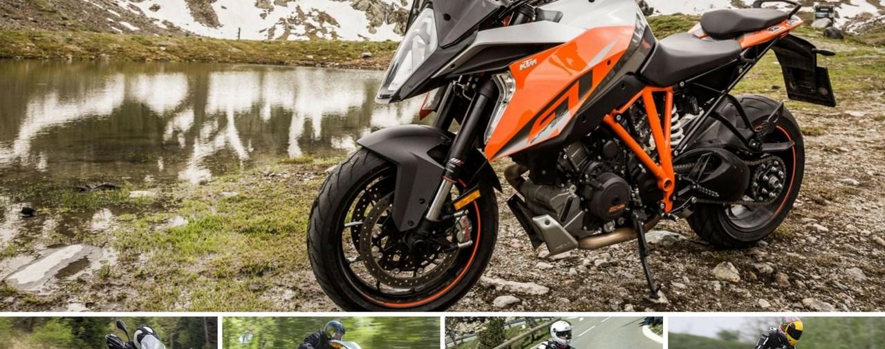 Top 5: Sportliche Motorräder für große Leute