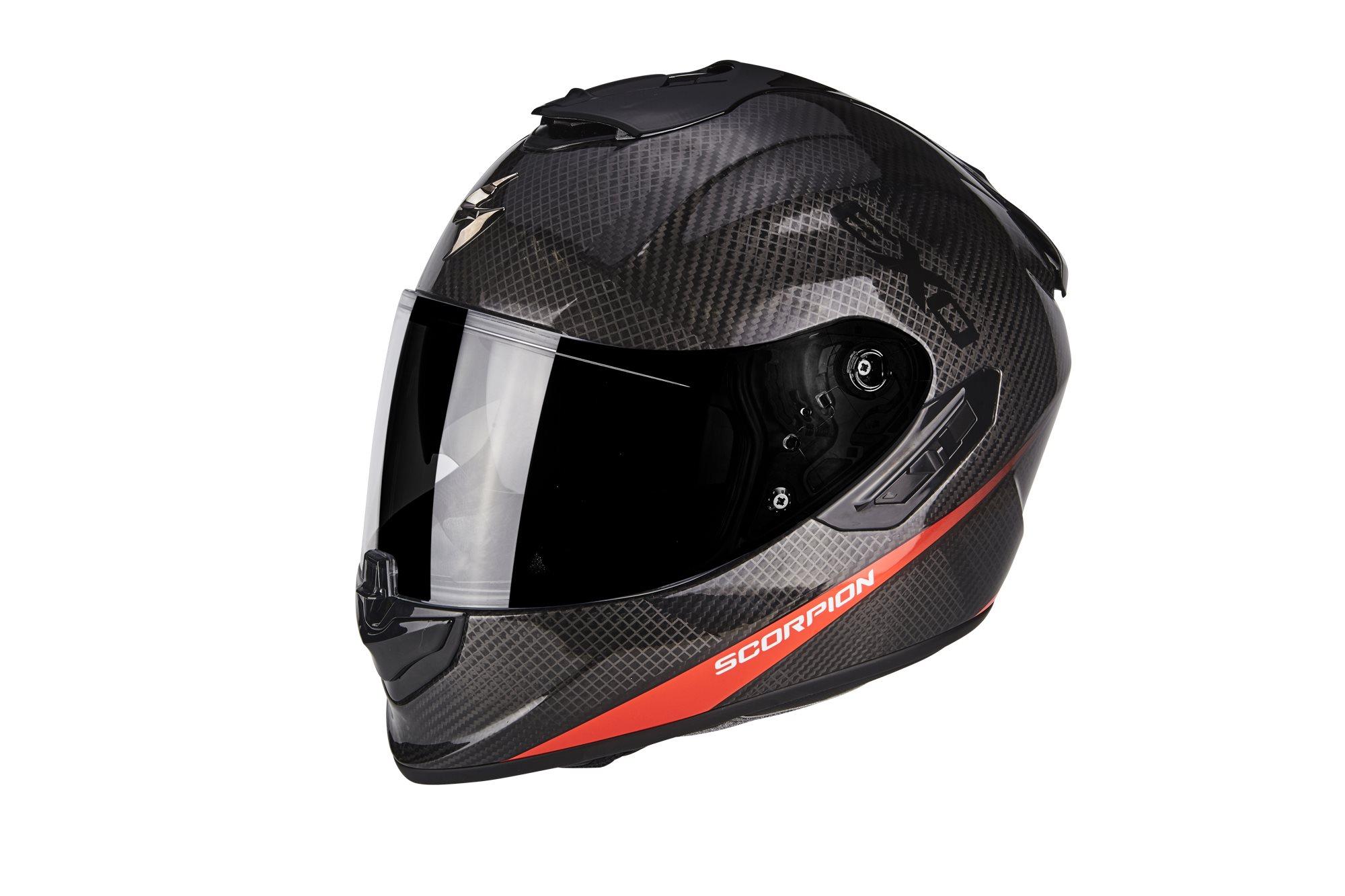 scorpion exo 1400 air air carbon helme 2018 motorrad news. Black Bedroom Furniture Sets. Home Design Ideas