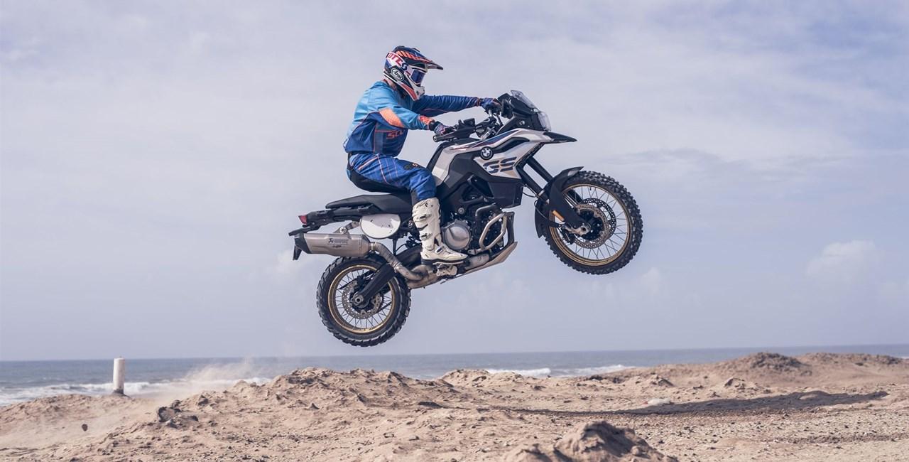 Wunderlich bei der Enduro d`Agadir Rallye 2018