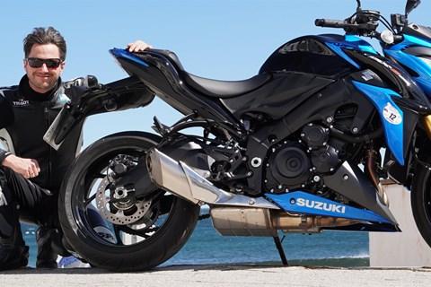 Suzuki GSX-S 1000 Test