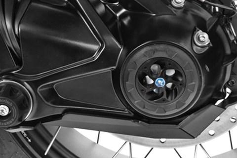 Wunderlich wirkt: Wirkungsvoller Kardanschutz für BMWs Boxer
