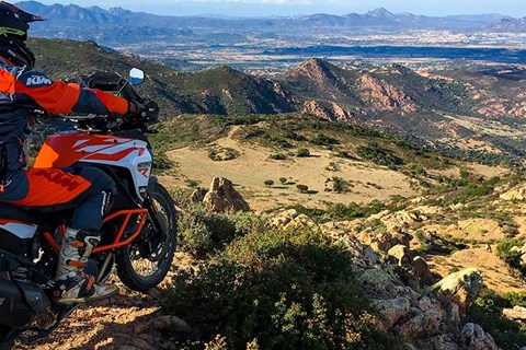 KTM EUROPEAN ADVENTURE RALLY