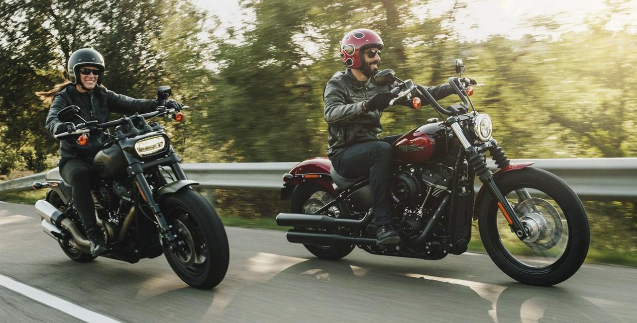 Harley-Davidson probefahren und Reise in die USA gewinnen