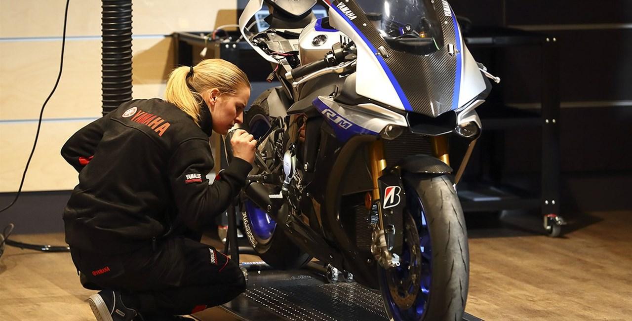 Yamaha European Technician Grand Prix 2018