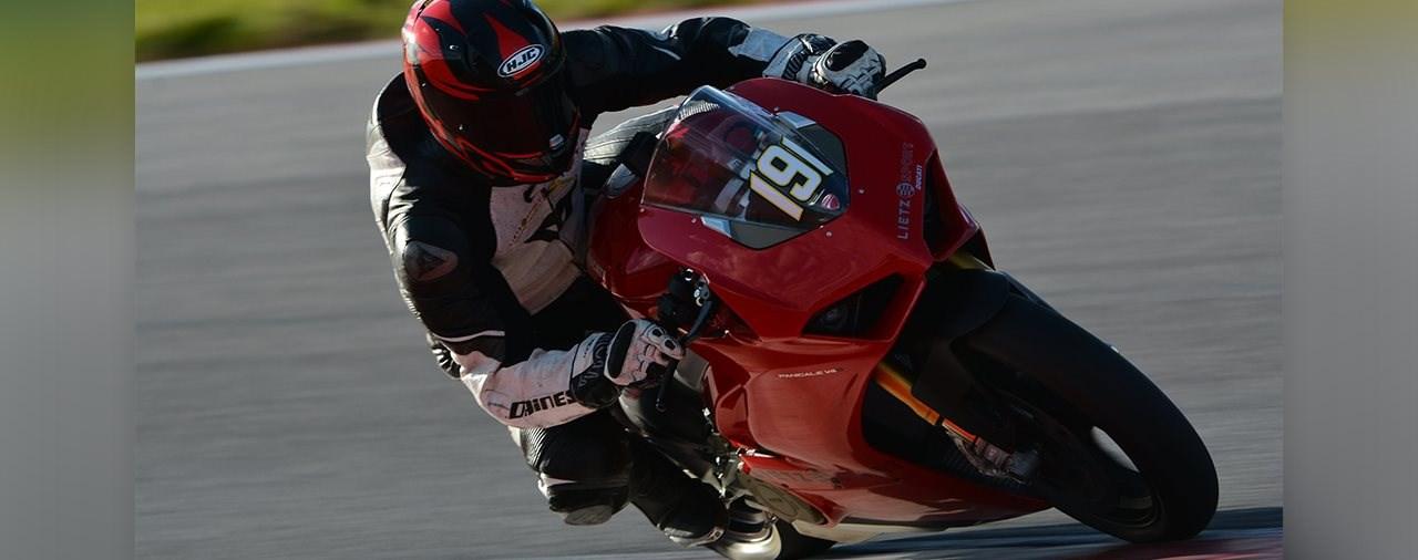 Ducati Panigale V4 Praxistest