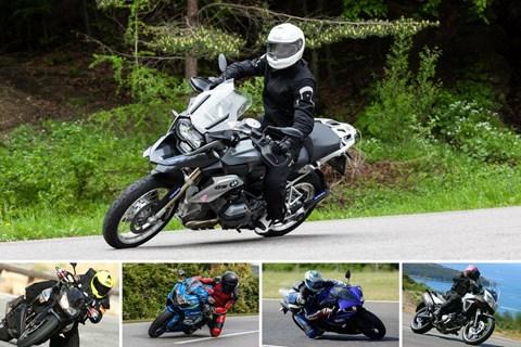 Top 5: Die beliebtesten Bikes auf 1000PS