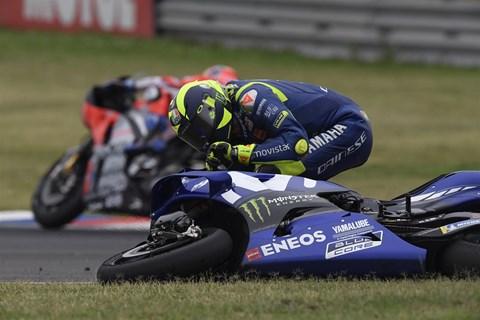 Rossi und Marquez in Argentinien - was passierte?