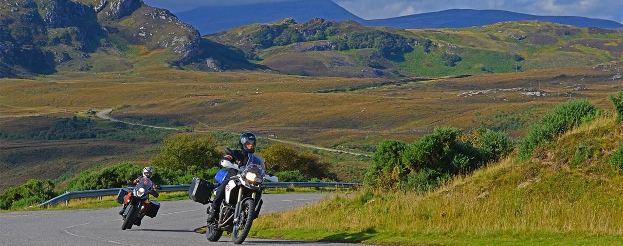 Motorradfahren In Schottland Mit Feelgood Reisen Motorrad News