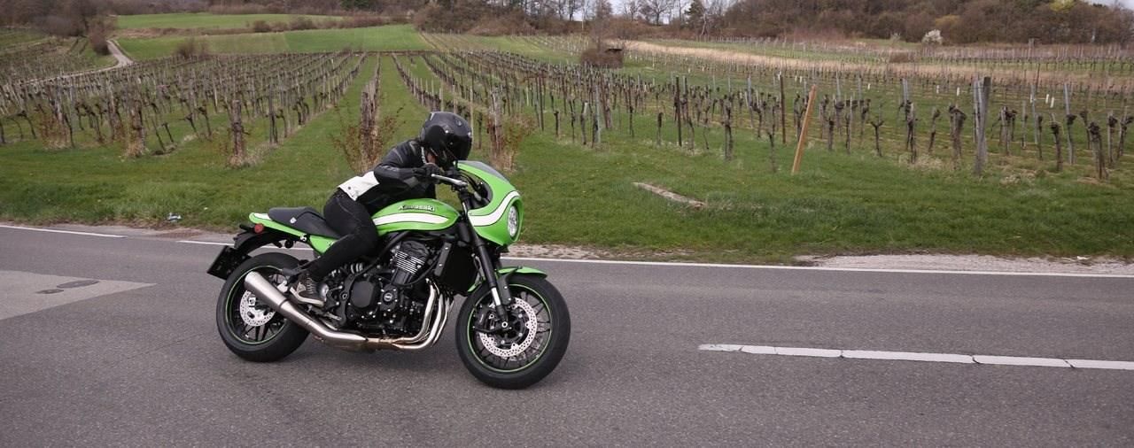 Test der neuen Kawasaki Z900RS Cafe